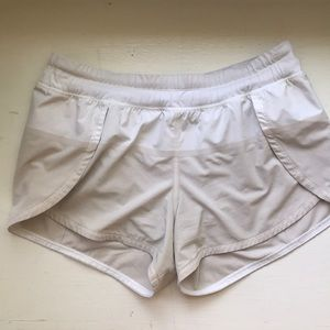 Lululemon Two Tone Running Shorts